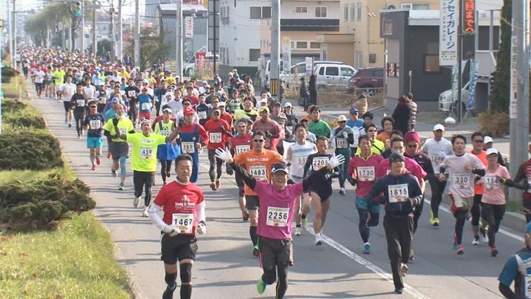 2018フードバレーとかちマラソン生中継