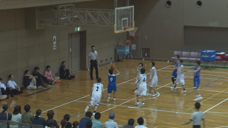 全十勝中学校バスケットボール夏季大会